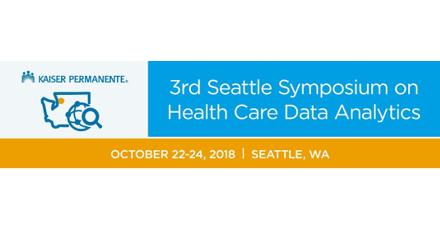 Seattle Symposium: Solving health data challenges with statistics